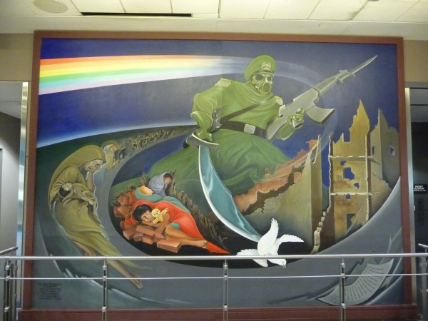 Denver International Airport and the New World Order (6/6)